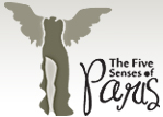 Five Senses of Paris Logo